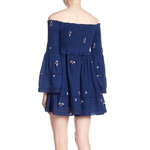 Free People Dresses - Free People Counting Daisies Dress